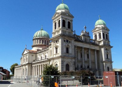 Cathedral of Blessed Sacrament 2010: Prior to Canterbury earthquakes