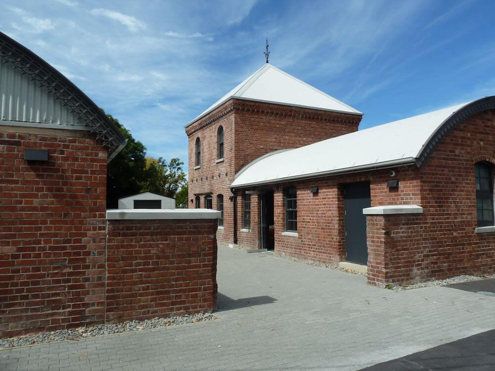 Deans Farm Building